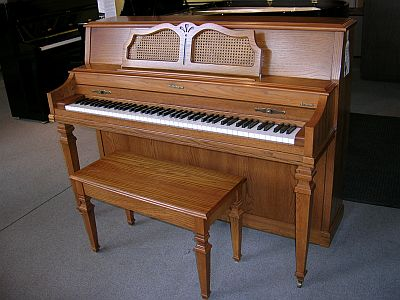 Baldwin Acrosonic upright piano